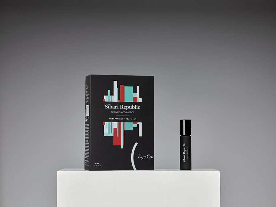 Producto y packaging anti-fatigue eye contour