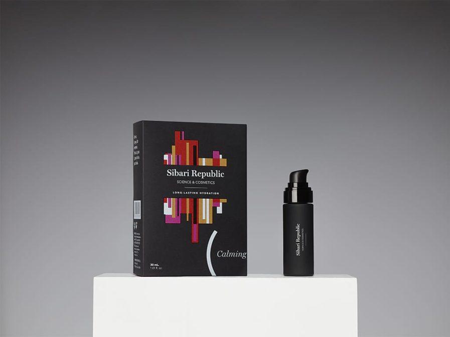 producto y packaging de Long lasting hydratation calming cream