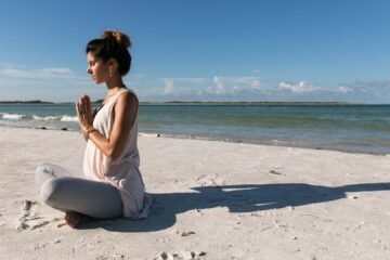 Diez ejercicios de Yoga facial