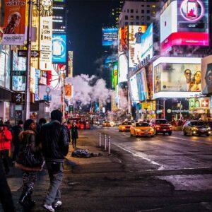 microbioma polución para la piel en la ciudad