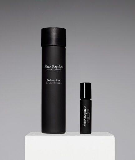 pack anti fatigue eye contour y radiance toner